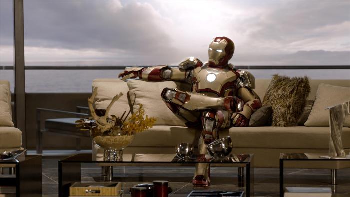 «Железный человек 3» (Iron Man 3) в 3D от Marvel