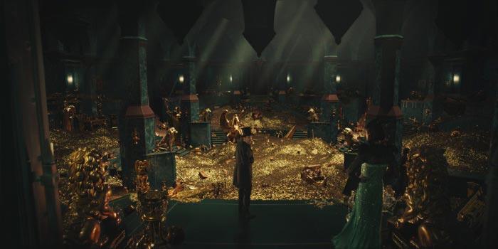 «Оз: Великий и Ужасный» (Oz: The Great and Powerful): кадры к 3D-ленте