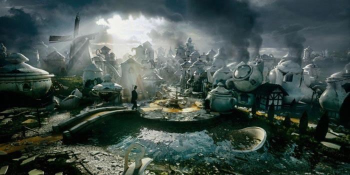 «Оз: Великий и Ужасный» (Oz: The Great and Powerful): кадры к 3D-сказке