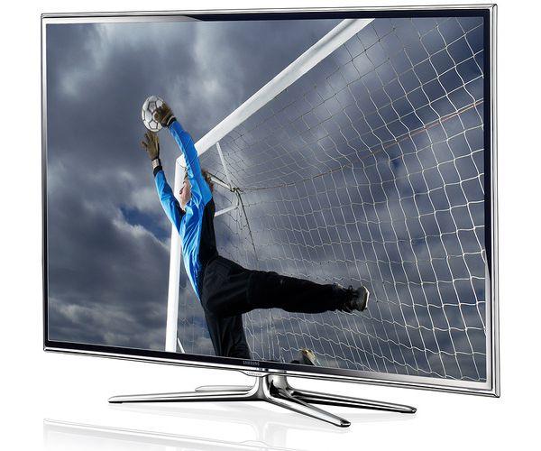 3D LED-телевизоры Samsung ES6800