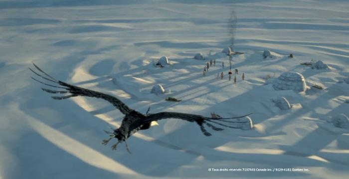 3D-мульт «Легенда о Сариле» (The Legend of Sarila): новый постер