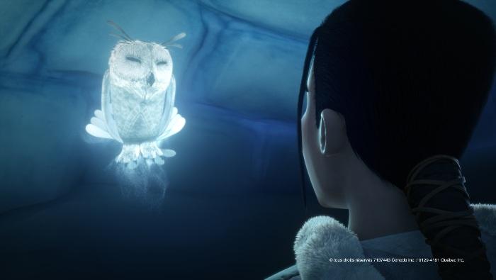 3D-мульт «Легенда о Сариле» (The Legend of Sarila): новые материалы