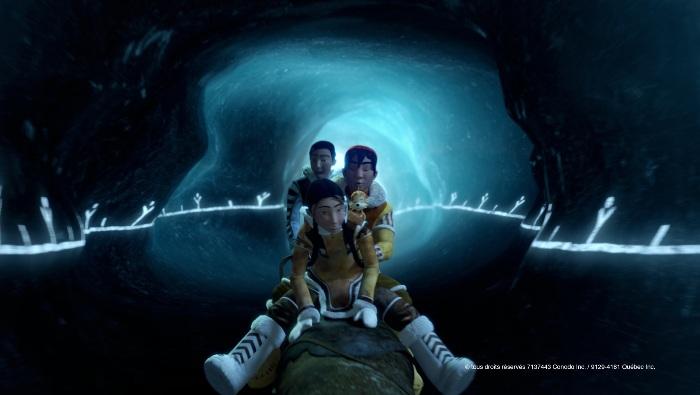 3D-мультфильм «Легенда о Сариле» (The Legend of Sarila): новые кадры