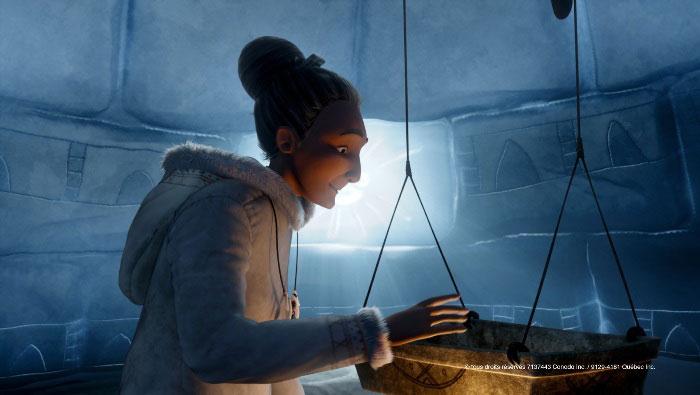 3D-мульт «Легенда о Сариле» (The Legend of Sarila): новые кадры