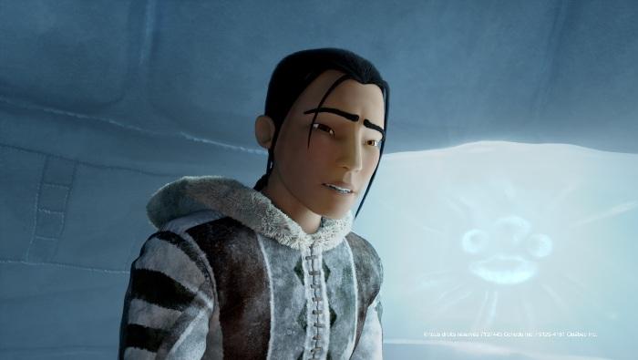 3D-анимация «Легенда о Сариле» (The Legend of Sarila): новый постер