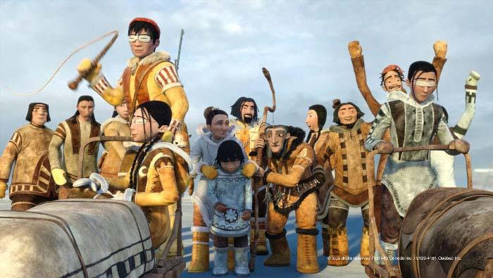 3D-мультфильм «Легенда о Сариле» (The Legend of Sarila): новый постер
