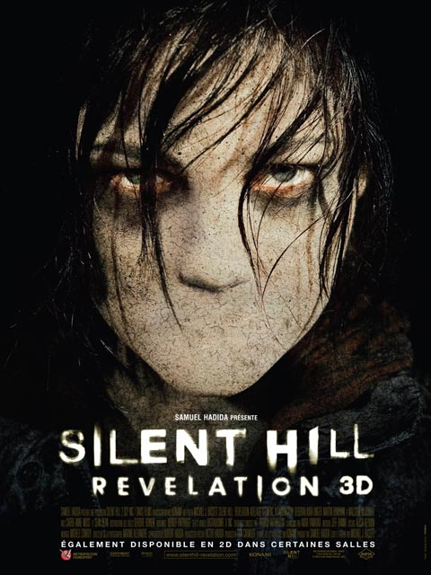 «Сайлент Хилл 2» (Silent Hill: Revelation 3D): русскоязычный постер
