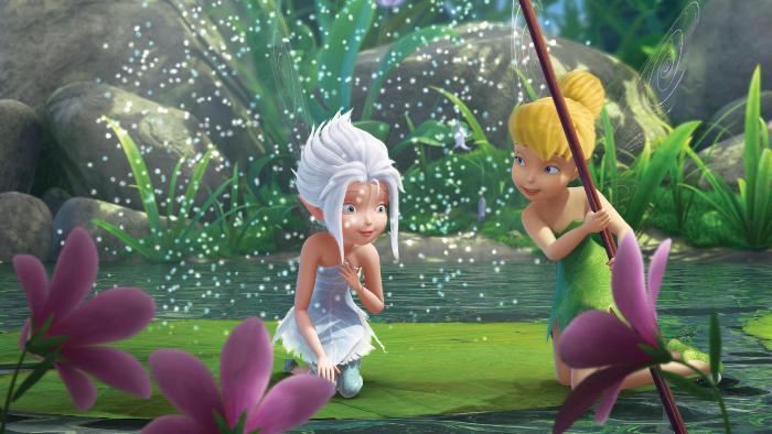 3D-мульт «Феи: Тайна зимнего леса» (Tinker Bell: Secret of the Wings)