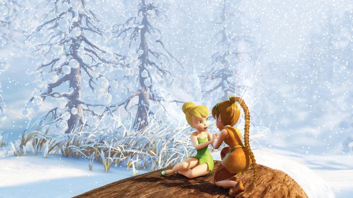 Продюсер 3D-мульта «Феи: Тайна зимнего леса» (Tinker Bell: Secret of the Wings) Майкл Уигерт (Michael Wigert)