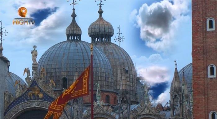 Destinations3D Venice Italy на YouTube 3D: трехмерная видеоэкскурсия по Венеции