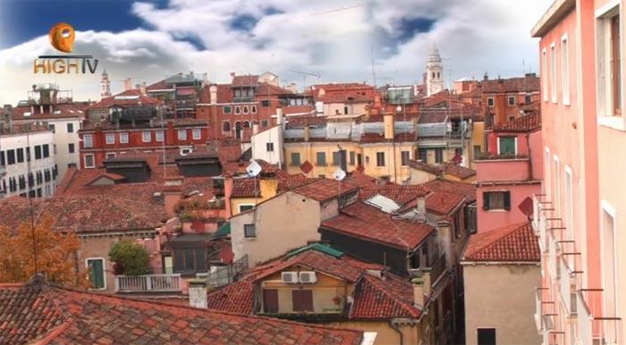Destinations3D Venice Italy YouTube 3D: трехмерная видеоэкскурсия по Венеции