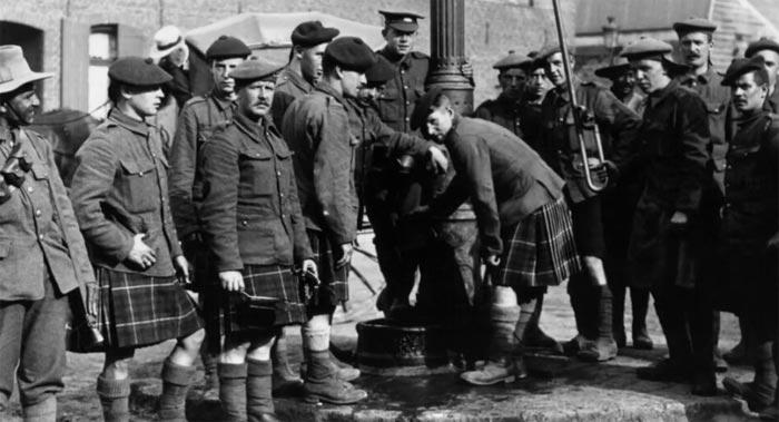 «The Great War in 3D»: оригинальные 3D-фото времен Первой мировой войны на YouTube 3D