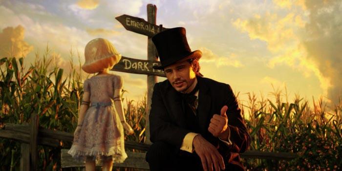 Оз / Оскар Диггс (Oz / Oscar Diggs) - Джеймс Франко (James Franco)