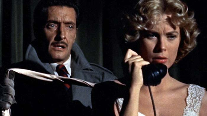 Дайджест: 3D-фильм «В случае убийства набирайте М» (Dial M for Murder)