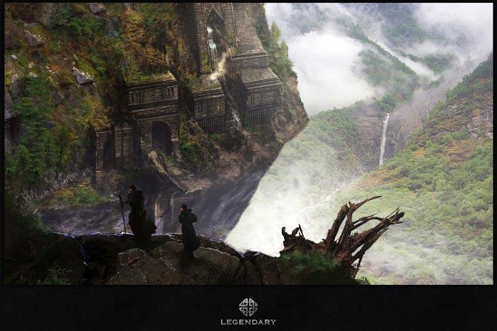 Новые анонсы 3D-фильмов от IMAX и Warner Bros: «Седьмой сын» (The Seventh Son)