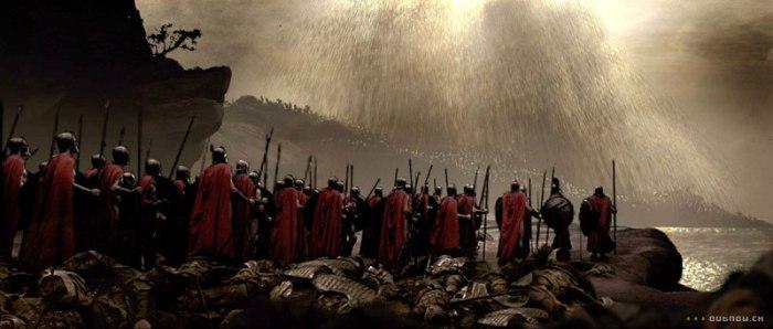 Новые анонсы 3D-фильмов от IMAX и Warner Bros: «300 спартанцев: Расцвет империи» (300: Rise of an Empire)