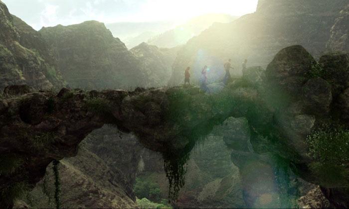 Новые анонсы 3D-фильмов от IMAX и Warner Bros: «Путешествие к Центру Земли 3» (Journey to the Center of the Earth 3)