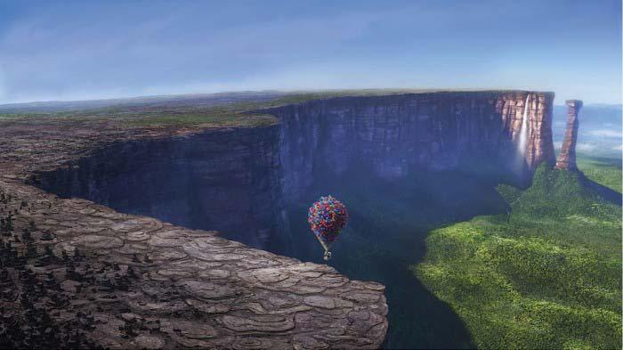 Дайджест: 3D-фильм «Вверх» (Up)