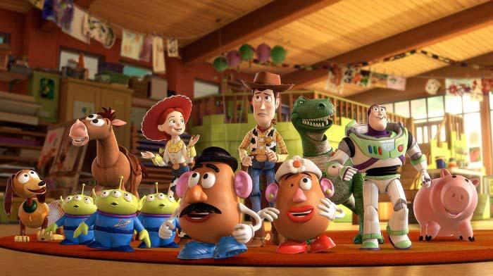 Дайджест: 3D-фильм «История игрушек 3» (Toy Story)