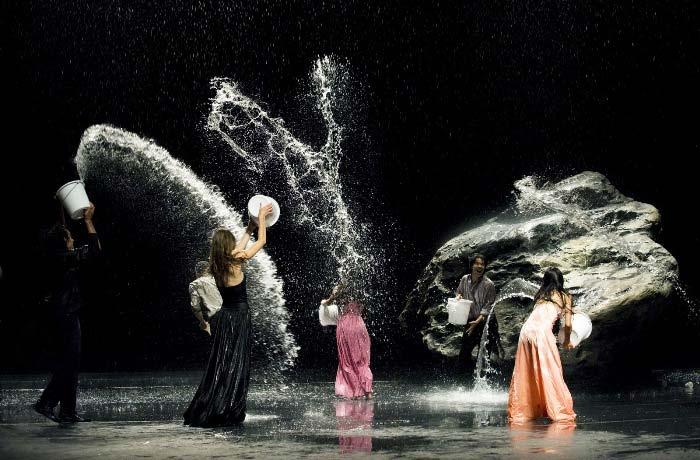 Дайджест: 3D-фильм «Пина: Танец страсти» (Pina)