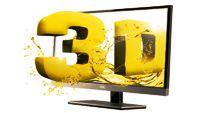 3D-монитор AOC d2757Ph: 27 дюймов и FPR-3D