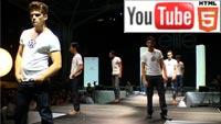 Стереоролик к конкурсу Elite Model Look на YouTube 3D