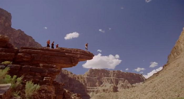 «Приключение в Большом каньоне 3D»: YouTube стерео 3D-трейлер