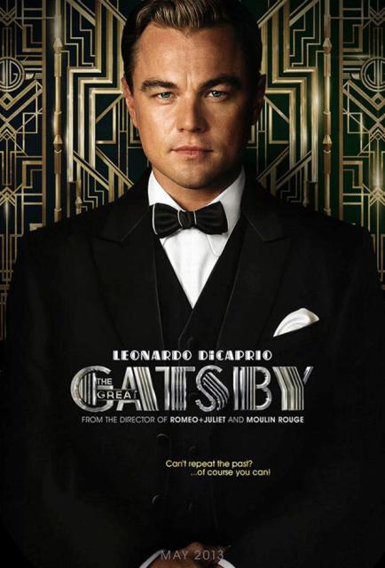 Леонардо Ди Каприо (Leonardo DiCaprio) в роли Джея Гэтсби (Jay Gatsby)