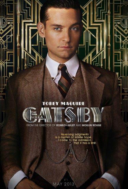 Тоби Магуайр (Tobey Maguire) в роли Ника Карравея (Nick Carraway)