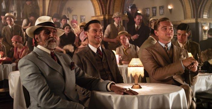Новые кадры к 3D-ленте «Великий Гэтсби» (The Great Gatsby)