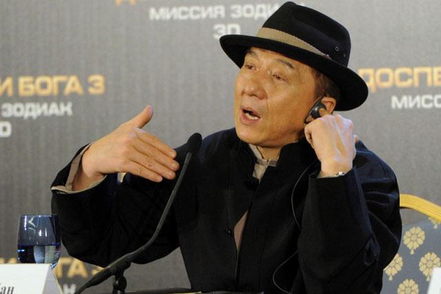 Джеки Чан – режиссер 3D-боевика «Доспехи Бога 3: Миссия Зодиак»