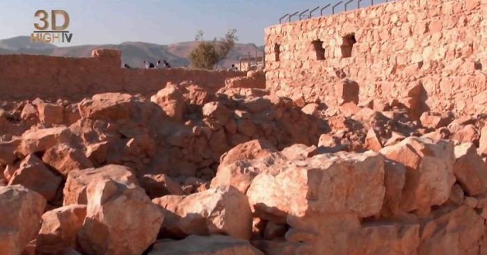 Destinations 3D: YouTube стерео 3D-прогулка по побережью Мертвого моря