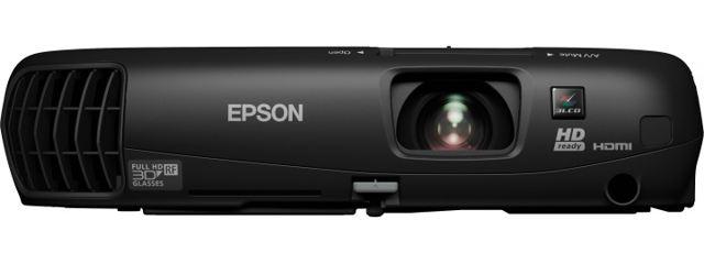 Мобильный стерео 3D-проектор Epson EH-TW550