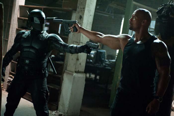 3D-лента «G.I. Joe: Бросок кобры 2» (G.I. Joe: Retaliation): кадры из кинофильма