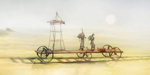 Татьяна Ильина, Георгий Данелия – режиссеры 3D-мульта «Ку! Кин-дза-дза»