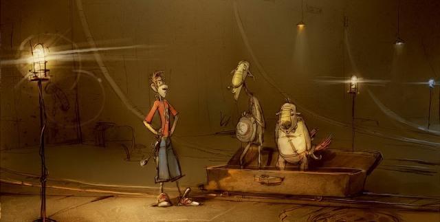 Премьера 3D-мультика «Ку! Кин-дза-дза» в России назначена на 21 февраля 2013 года