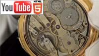 «Механизм гармонии»: искусство изготовления часов на YouTube 3D
