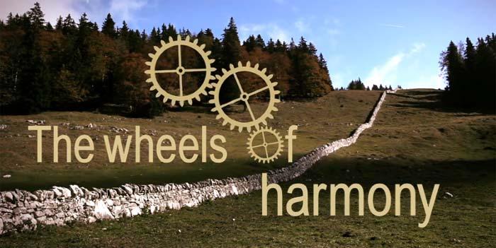 «Wheels of Harmony» «Механизм гармонии»: искусство изготовления часов на YouTube 3D