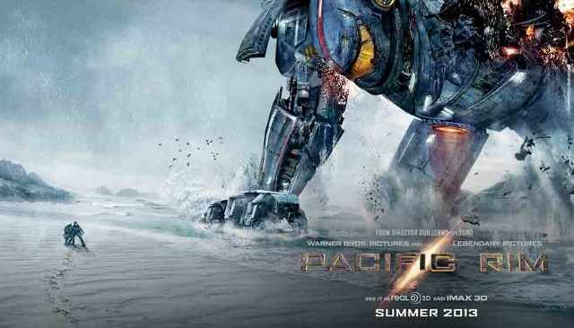 Мировая премьера 3D-боевика «Тихоокеанский рубеж» запланирована на 12 июля 2013 года
