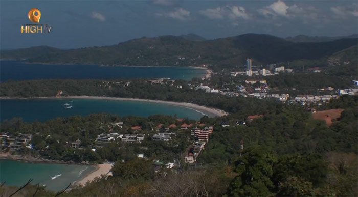 Destinations3D: YouTube стерео 3D-короткометражка об острове Пхукет