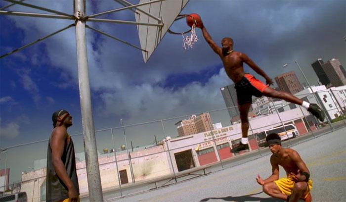 3D Slammin': Спортивные стереоролики из коллекции Луи Шварцберга (Louis Schwartzberg) на YouTube 3D