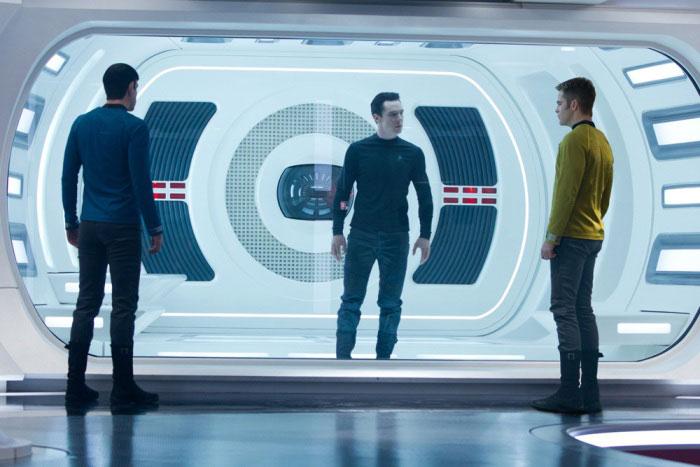 Джон Харрисон (John Harrison) – главный злодей 3D-экшена «Стартрек: Возмездие» (Star Trek Into Darkness)