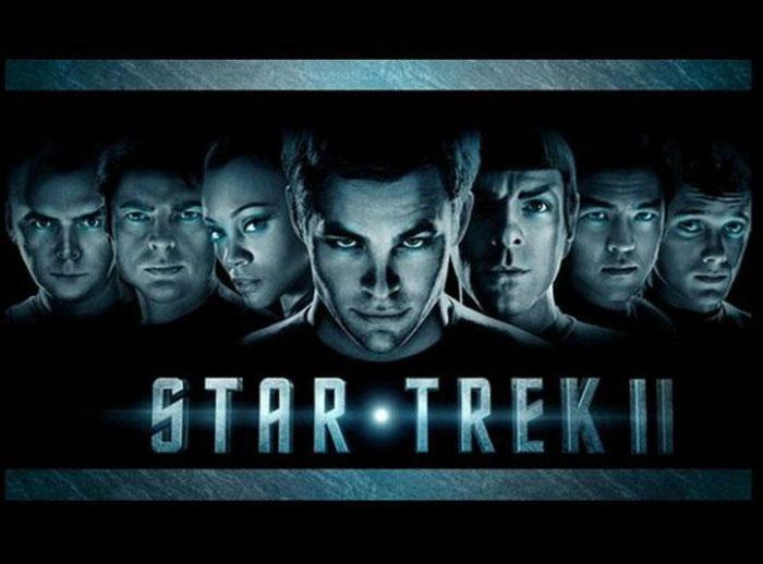 Первый 3D-ролик из «Звездного пути» (Star Trek Into Darkness) на премьере «Хоббита»