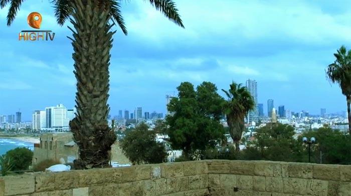 Destinations3D: трехмерный Тель-Авив на YouTube 3D