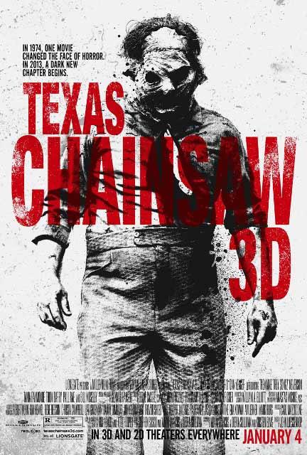 «Техасская резня бензопилой 3D»: новый постер к стерео 3D-ужастику
