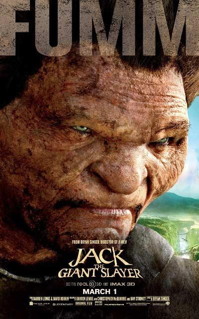 Новые материалы к 3D-ленте «Джек – покоритель великанов»