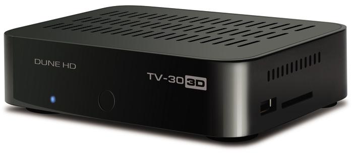 3D-медиаплееры TV-303D и Base 3D от Dune HD – скоро в России
