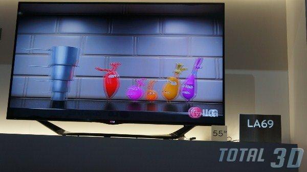 Total3d ces 2103 lg телевизоры2