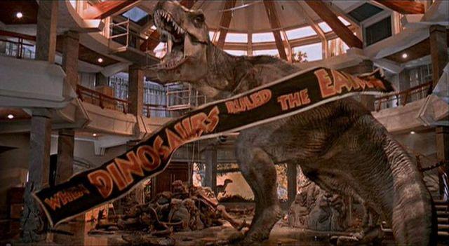 3D-фильм «Парк Юрского периода 4»