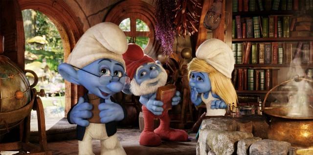 Мировая премьера 3D-мульта «Смурфики 2» запланирована на 31 июля 2013 года